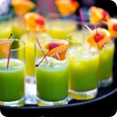 club med bahamas curacao cocktail