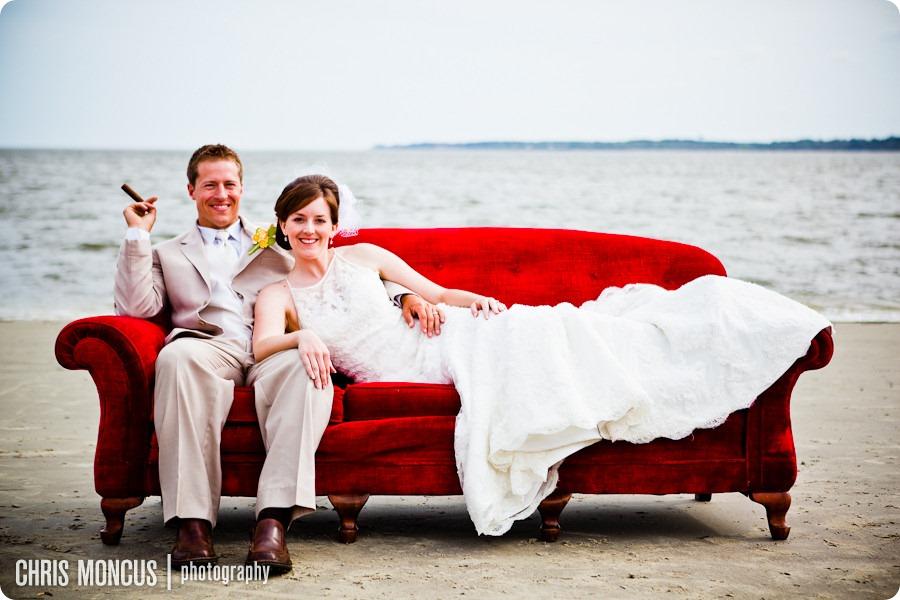 Burchard-Barley Wedding