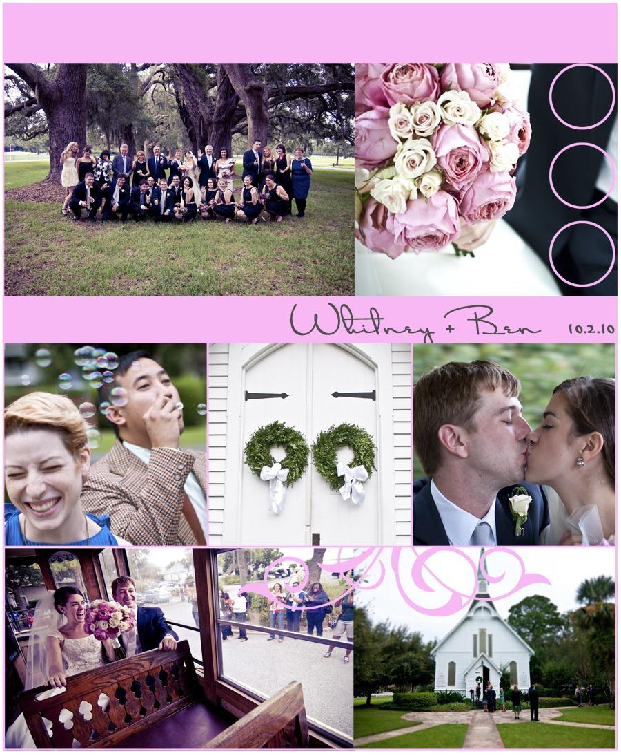 lovely lane chapel wedding st simons