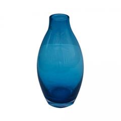 Blue Vase for Wedding centerpiece
