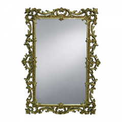 Marie Antoinette Wedding Decor Baroque Damask Mirror