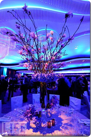 Branch Centerpiece for Weddings and Events