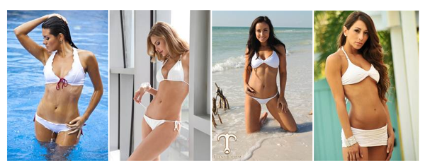 bridal swimsuits for honeymoon