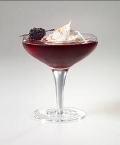 reserve de mure cocktail signature drink