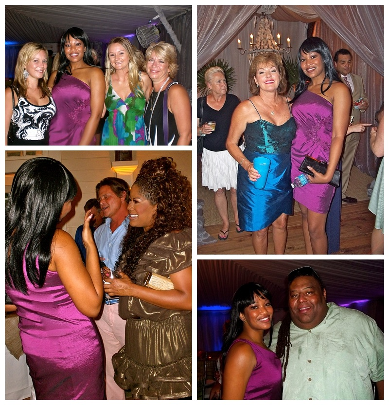 celebrity event planner behind the scenes party