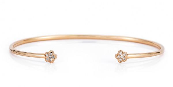 Dana Rebecca Designs Sylvie Rose Bracelet - 14K Yellow Gold with Diamonds - $1,210.00 - http://www.danarebeccadesigns.com/Sylvie-Rose-p324.html