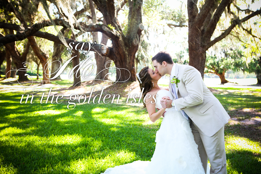 Get Married In Saint Simons and Jekyll Island