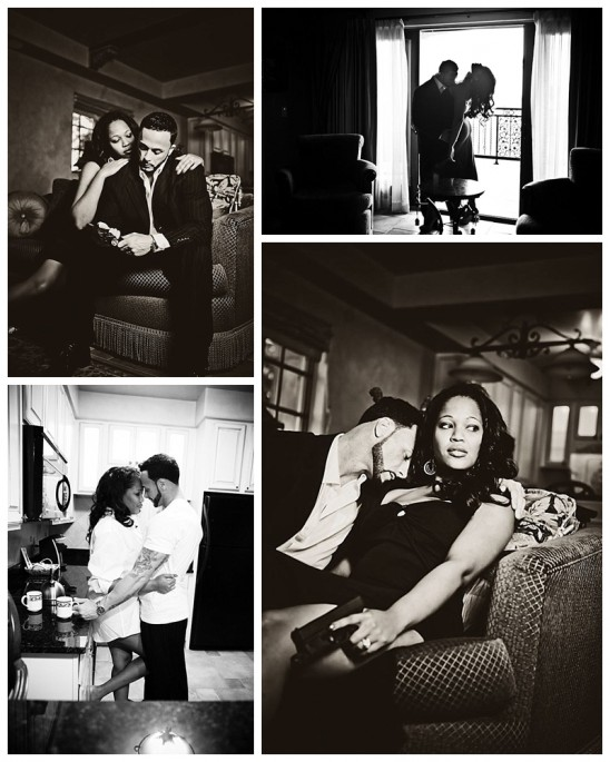mr and mrs smith inspired shoot by brooke roberts