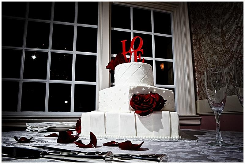st simons wedding cake