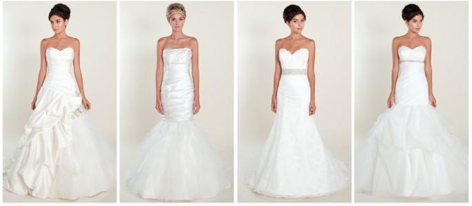 Winnie Couture Blush Label Wedding Dress
