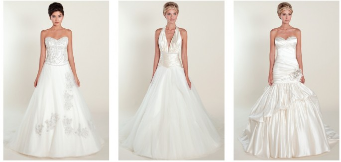 Winnie Couture Diamond Label Wedding Dress