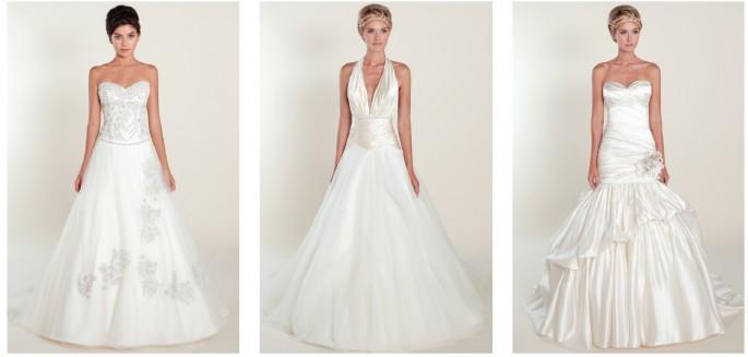 Winnie Couture Diamond Label Wedding Dress