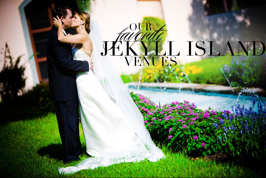Jekyll island kennedy wedding