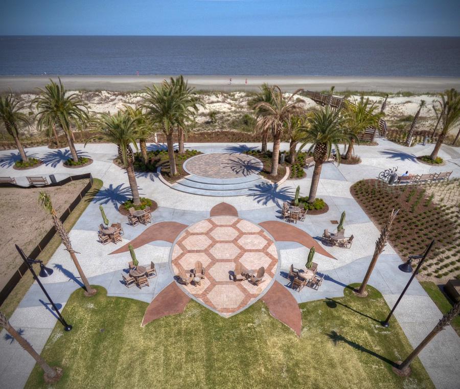 Jekyll Island Reception Wedding Venue Convention Center