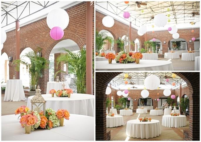 saint simons casino atrium wedding
