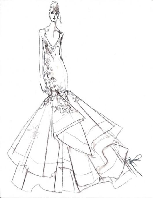 RIVINI BY RITA VINIERIS SS 2014 sketch