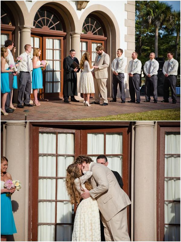 Villa Ospo Wedding on Jekyll Island