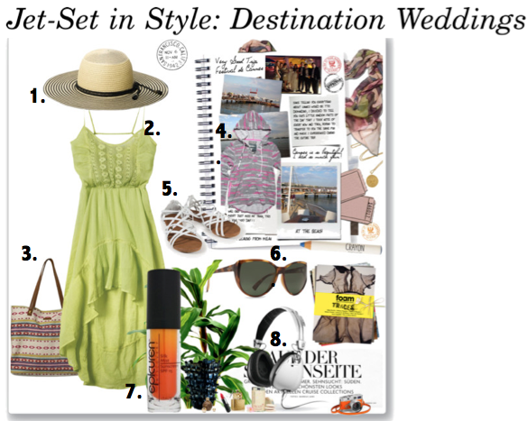 Jet Set in Style: Destination Weddings!