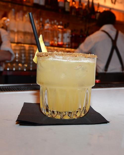 British Cocktails Signature Drink