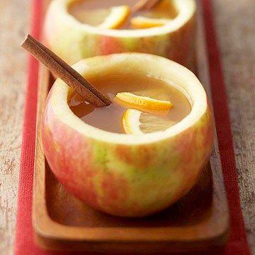 Apple Cider Fall Entertaining dinner party ideas