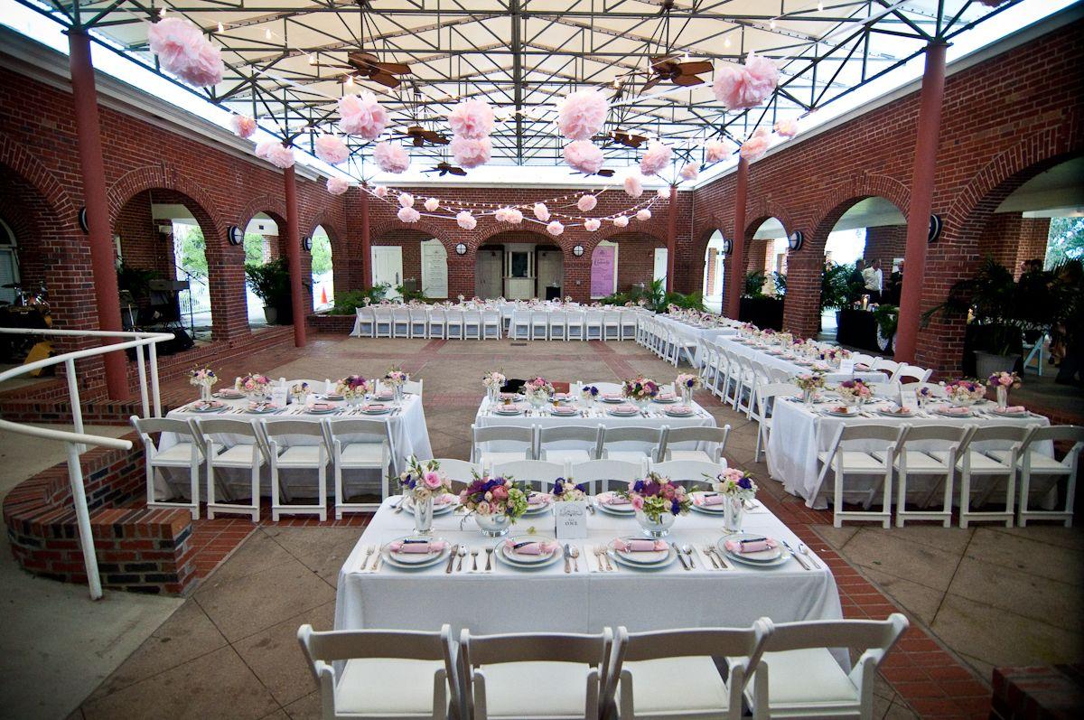 Saint Simons Casino Wedding