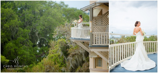 Jekyll Island Club Hotel Wedding