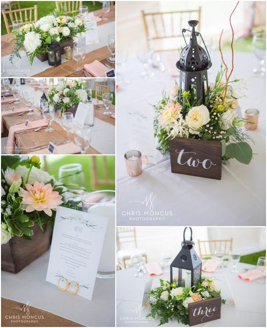 jekyll island wedding ceremony reception