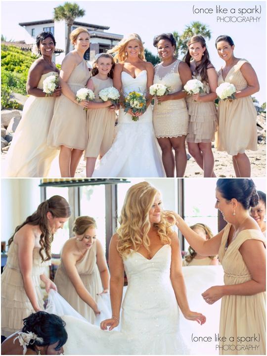 saint simons island wedding beach