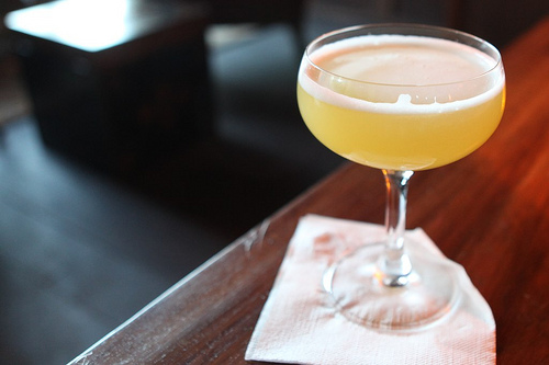 dirty work tequila cocktail signature drink ideas