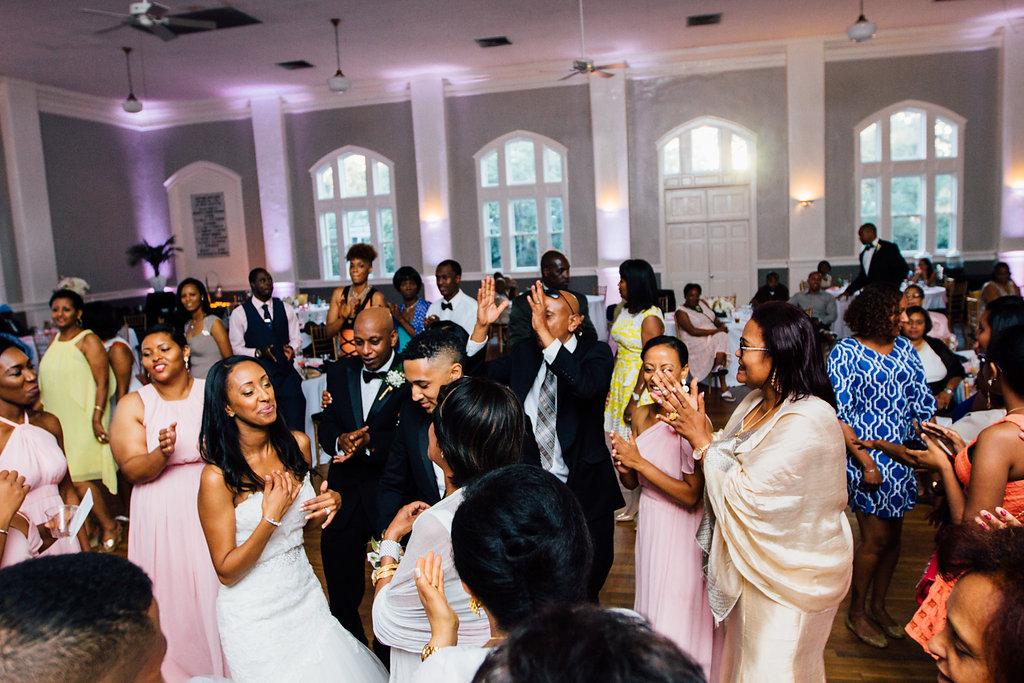 Savannah wedding at the American Legion