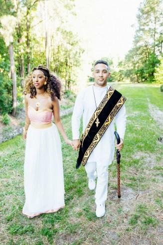 Ethiopian Wedding IN Savannah