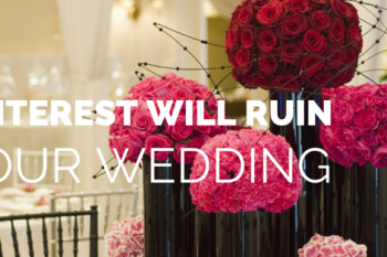 How Pinterest Will Ruin Your Wedding