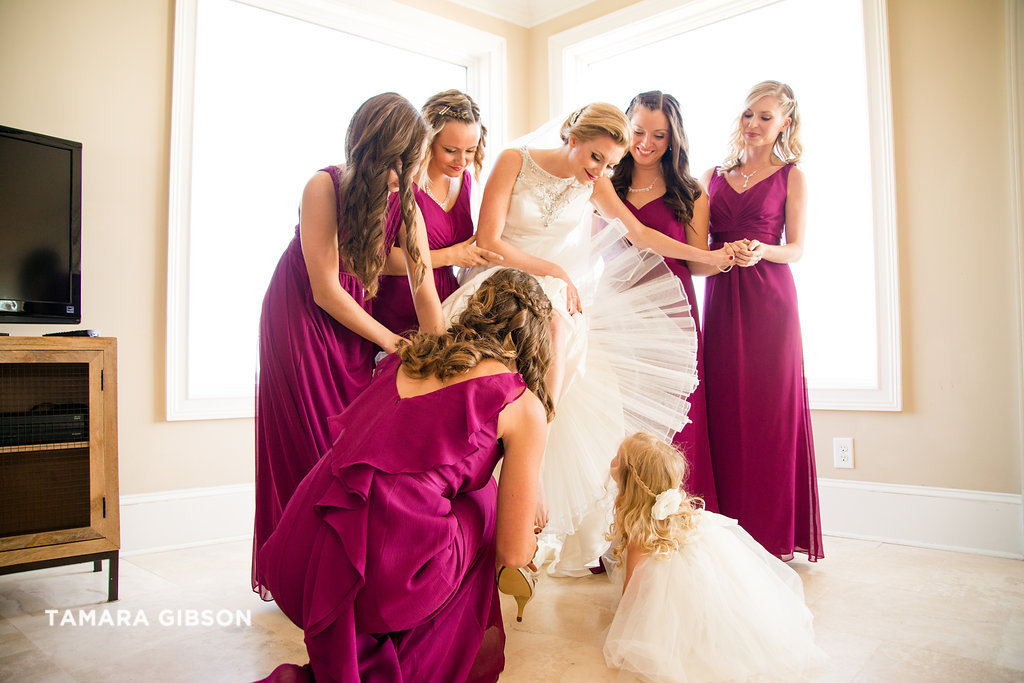 saint simons lighthouse wedding planner