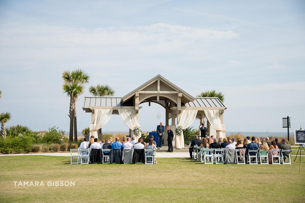 Jekyll Island Convention Center Wedding
