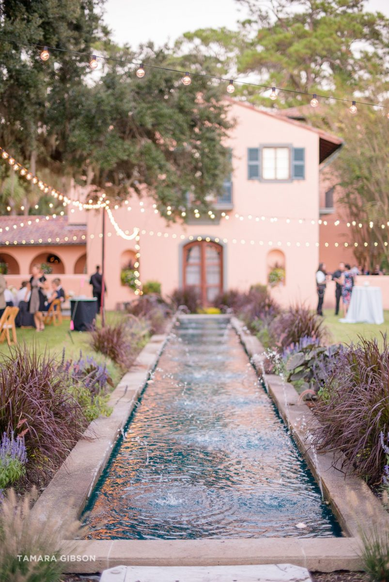 Villa Marianna Jekyll Island Wedding
