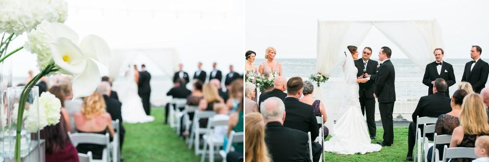 real king and prince wedding on saint simons island
