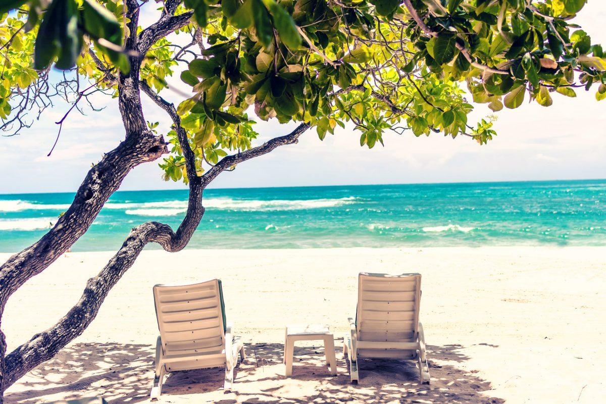 Sandals all inclusive romantic resort vacation proposal