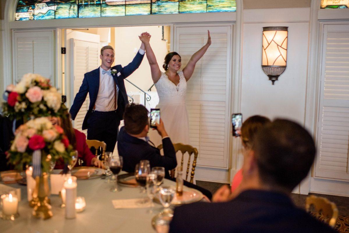 Wedding at the King and Prince Venue Saint Simons Island