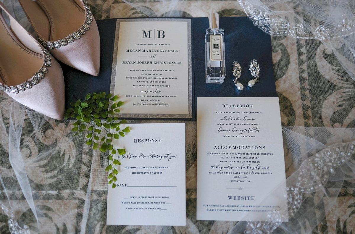 Weddings on St Simons Island at the King and Prince