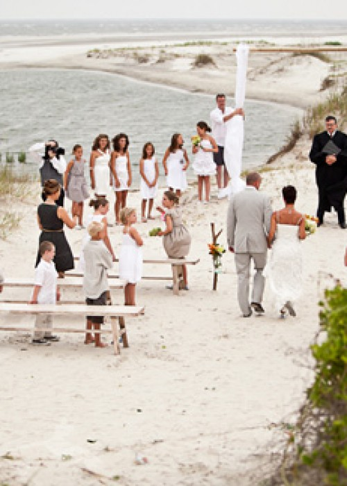 St. Simons Elopement Ideas