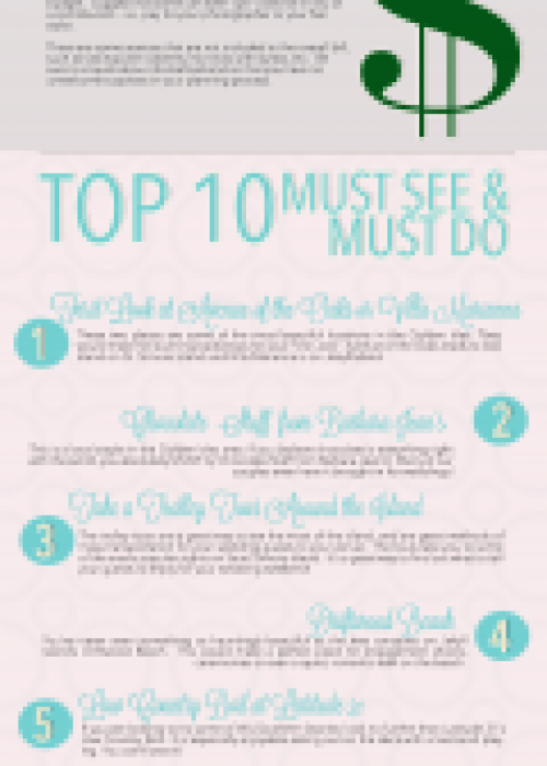 Your Guide to Planning a Golden Isles Wedding :: INFOGRAPHIC ::