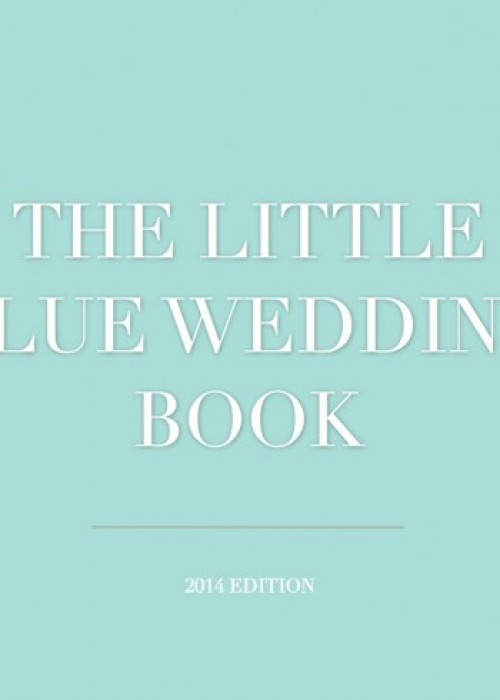 The Little Blue Wedding Book for Saint Simons & Jekyll Island Weddings!